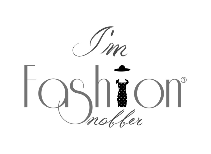 I'm Fashion Snobber. No fashion blogger.