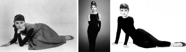 Storia e carriera di Audrey.