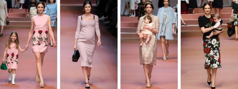 Dolce & Gabbana mini me.
