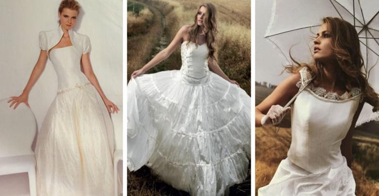 Come scegliere abito da sposa perfetto.