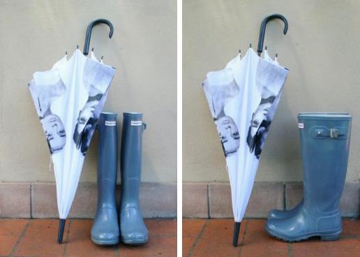 Non può piovere per sempre.