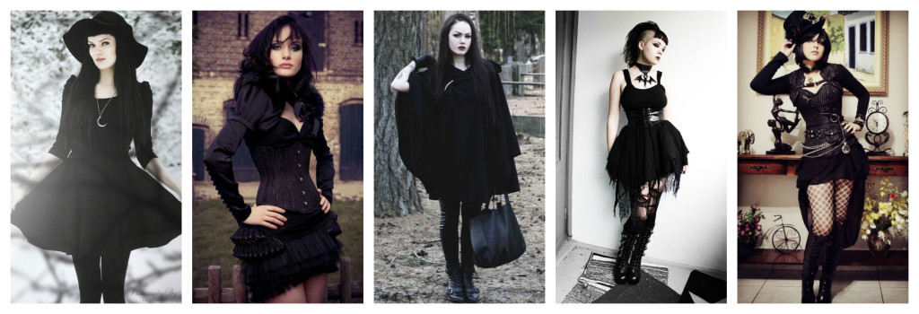 Gothic and Dark Style