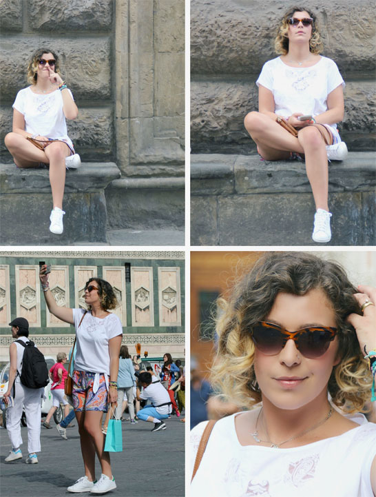 Florence trip.