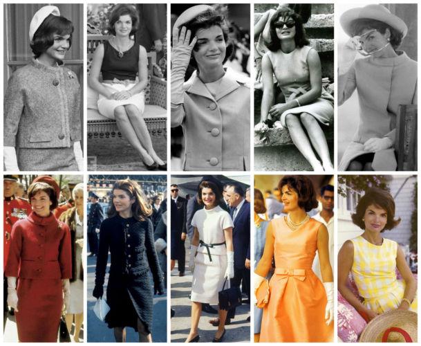 Jacqueline Kennedy Onassis Style.