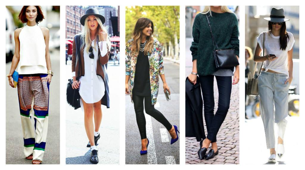 gli stili della moda blog di moda