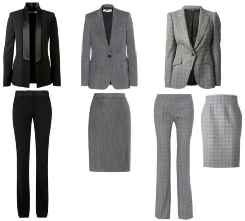 Tailleur indispensable clothing.
