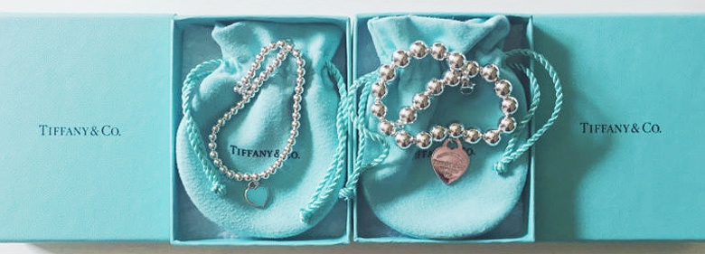 Braccialetti Return to Tiffany.