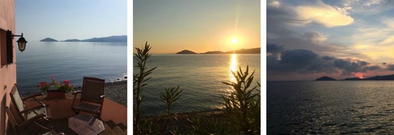 Elba Island holiday.