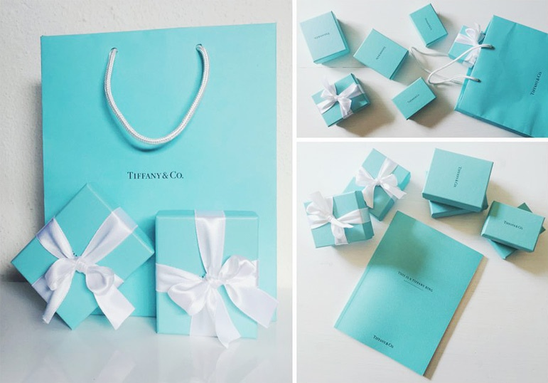 Tiffany jewelry.