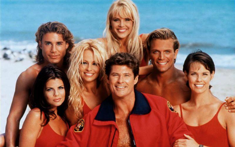 Telefilm Baywatch 1989-2001.