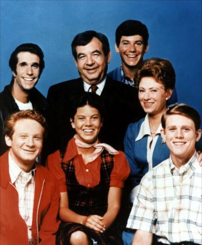Telefilm Happy Days 1974-1984.