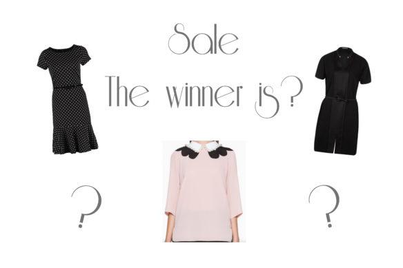 Saldi, the winner is?