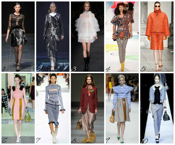 10 Flop dalle sfilate autunno inverno 2015/16 - Flop 10 from the fall winter 2015/16 fashion shows.