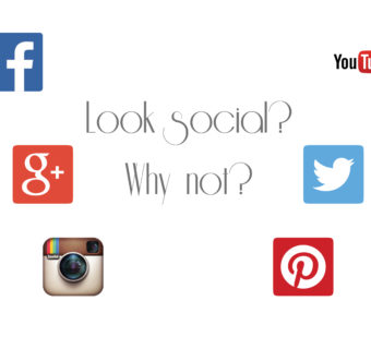 Look Social? Why not?