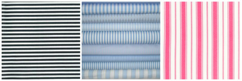 Stripes pattern.