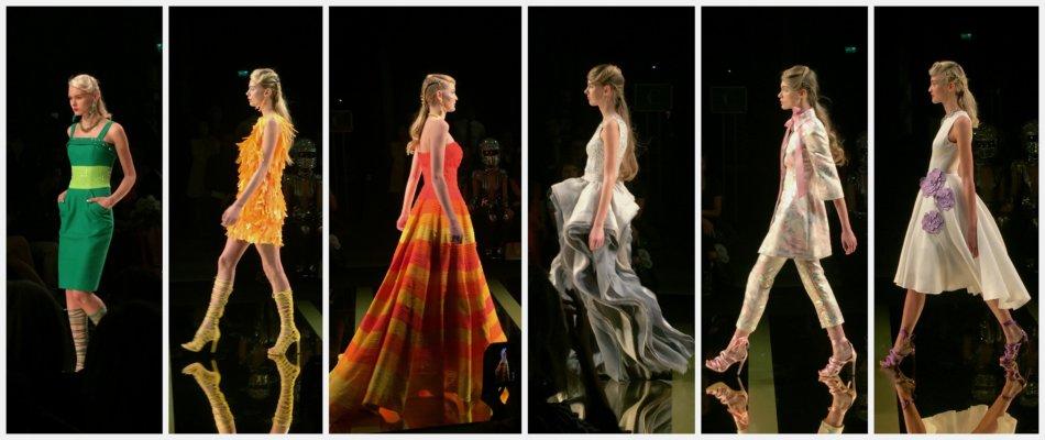 La Koradior Fashion Show.