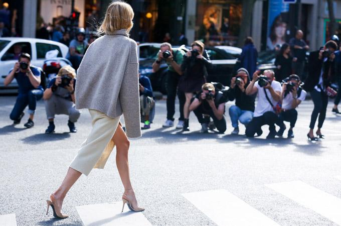 Street Style da Fashion Week.