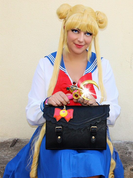 Sailor Moon Crystal outfit.