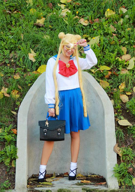 Sailor Moon Usagi Tsukino.