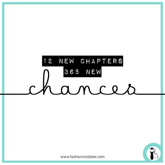 Frasi Capodanno: 12 nuovi capitoli, 365 nuove possibilità.