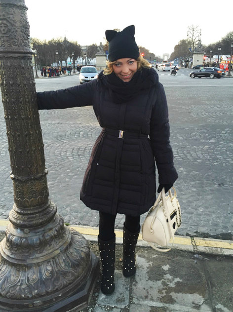 Capodanno a Parigi.