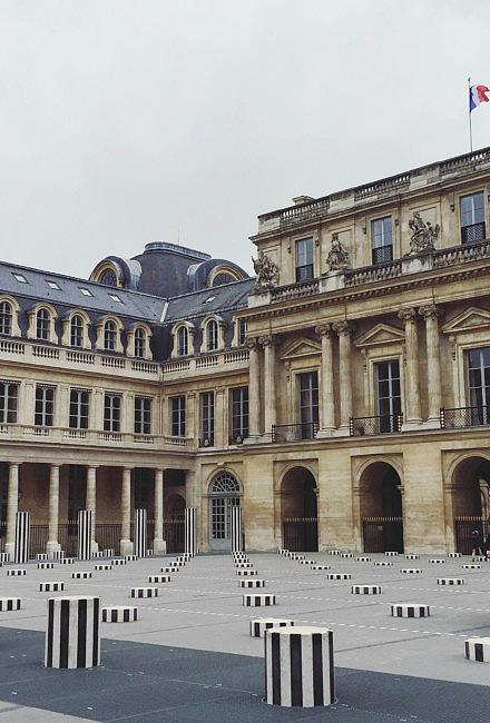 Cosa visitare durante un weekend a Parigi.