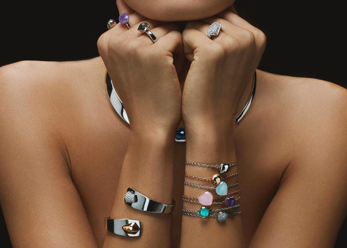 Come indossare I gioielli - How to wear jewelry.