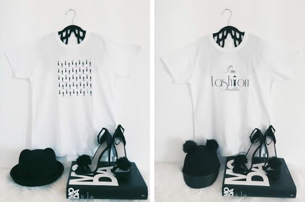 Magliette Fashion Snobber.