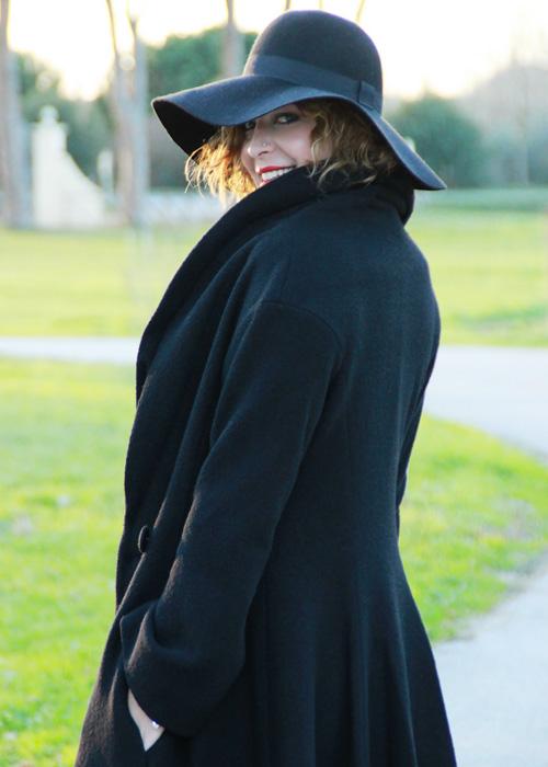 Come indossare il nero.