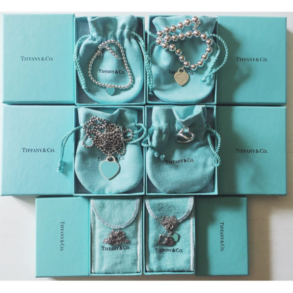 Return to Tiffany personal collection.