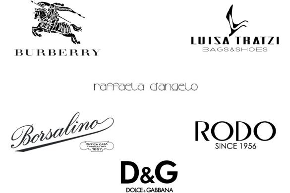 My Milano Fashion Week, Burberry, Luisa Tratzi, Raffaela D'Angelo, Borsalino, RODO e D&G.