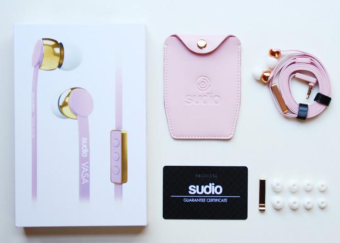 Recensione auricolari Sudio - Sudio earphones review.