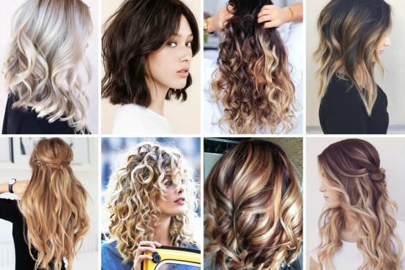 Hairdresser hair style.