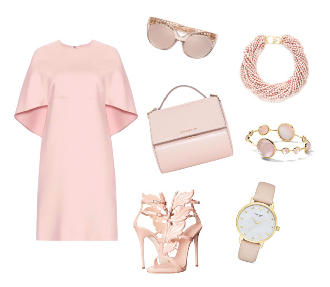 Rose Quartz color inspiration.