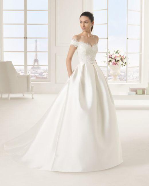 AleMilano abito da sposa - AleMilano wedding dress.