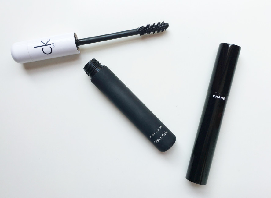 Mascara CK e Chanel per un make up perfetto.