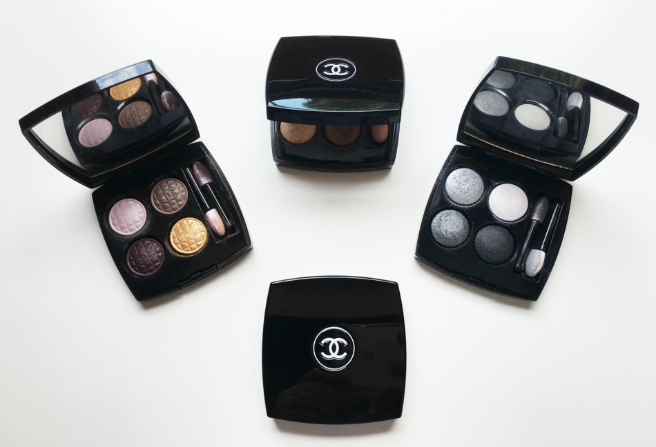 Ombretto occhi Chanel per make up.