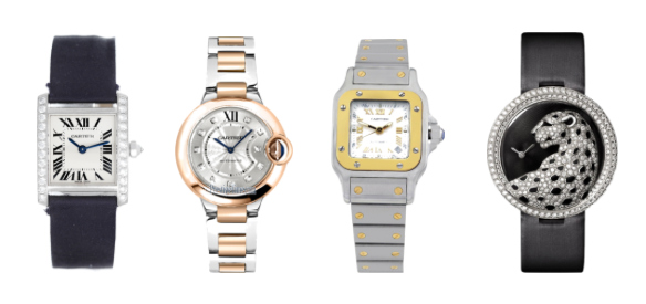 Capi classici senza tempo, l'orologio Cartier - Classic timeless pieces, Cartier watches.