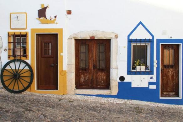 Portogallo: Estremoz, Castelo de Vide, Marvão ed Elvas