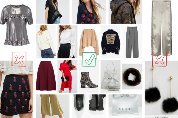10 Top & Flop moda donna low cost novità ottobre 2016 - 10 Top & Flop woman fashion low cost new in October 2016.