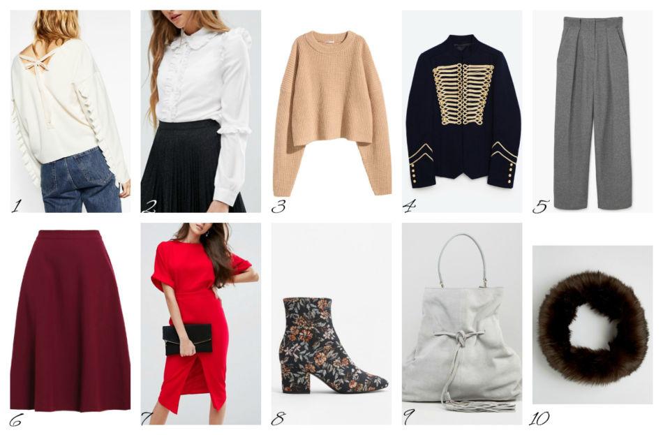 10 Top moda donna low cost novità ottobre 2016 - 10 Top woman fashion low cost new in October 2016.