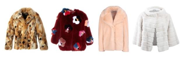 Capispalla indispensabili, il pellicciotto - Indispensable outerwear, fur coat.