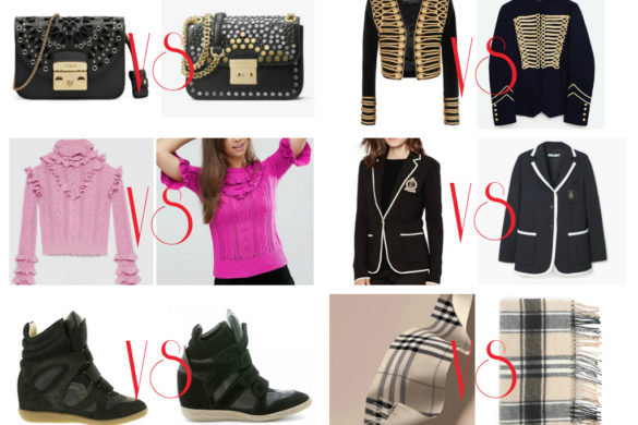 Ispirarsi VS copiare nella moda - Inspired VS copy in fashion.