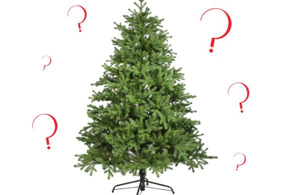 10 idee per un albero di natale fai da te - 10 ideas for DIY Christmas tree.