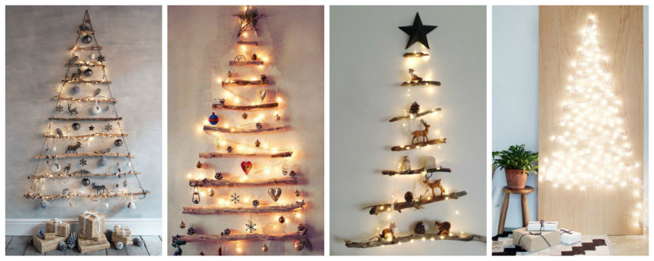 Molto 10 original ideas for DIY Christmas tree - Fashion Blog PY92