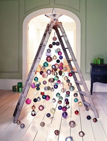 Albero di natale fai da te - Christmas tree DIY.