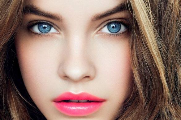 Trucco occhi azzurri - How make up blue eyes.