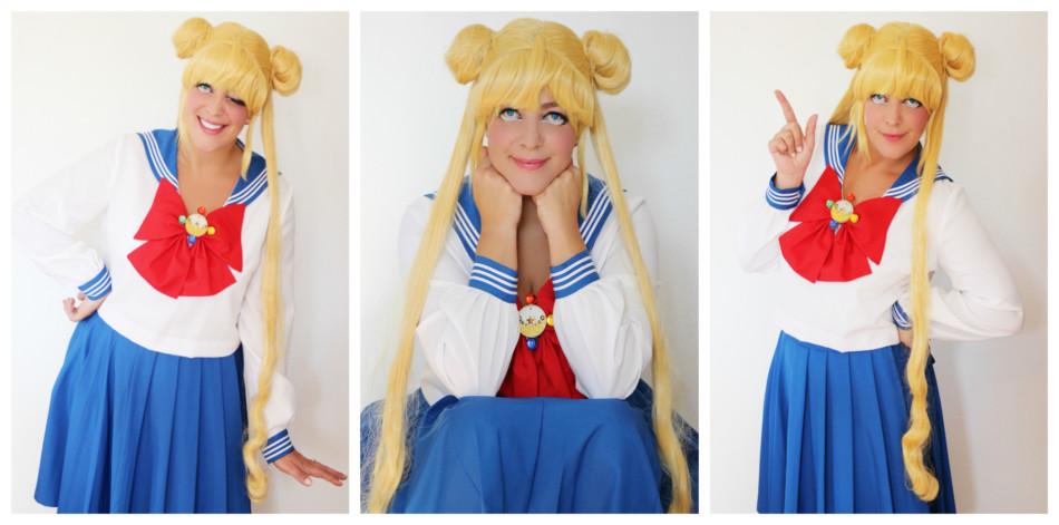 Sailor Moon cosplay Usagi Tsukino by Fashion Snobber.