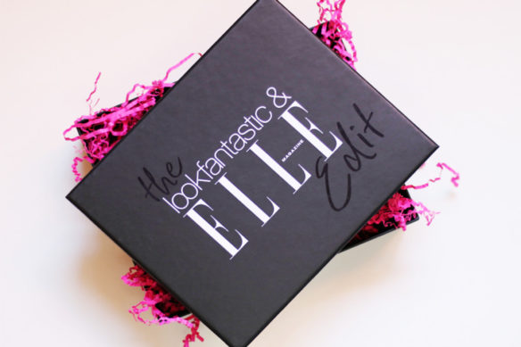 Beauty Box ELLE Edition di Lookfantastic