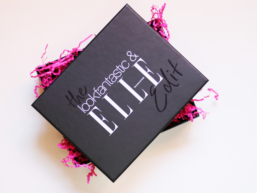 Beauty Box ELLE Edition by Lookfantastic.